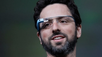 Google's Glasses are turning a few heads.
