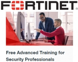 Fortinet makes 24 security courses free