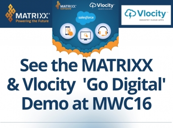 The Matrixx hits Vlocity and goes Digital, Telstra has access