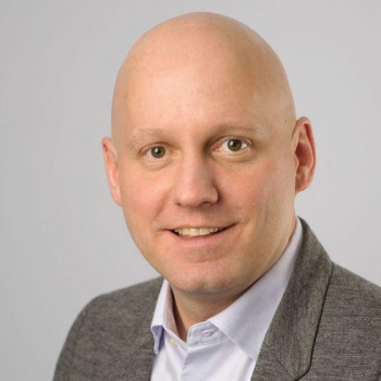 Trend Micro global vice-president of market strategy Eric Skinner