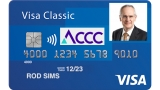A digitally altered Visa card - not a real one! Click to enlarge