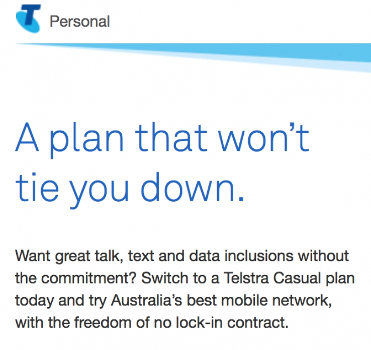 Telstra S Impressive New Post Paid Month To Casual Plans Why