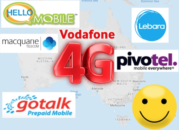 iTWire - Not 4Gotten: five more Vodafone MVNOs finally go 4G