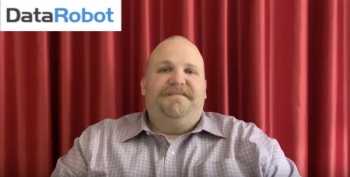 VIDEO Interview with a DataRobot: Greg Michaelson talks AI, banking, machine learning and more