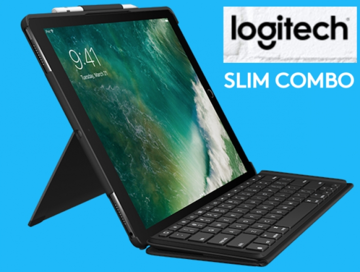 iTWire - VIDEO: Logitech\'s stunning Slim Combo for iPad Pro: backlit ...