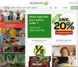 Shoppers lament Woolworths Online usability woes