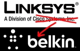 Belkin and Linksys a good fit